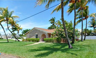 Fort Pierce Single Family Home For Sale: 1902 Rio Vista Drive