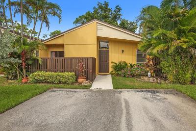 Boca Raton Single Family Home Contingent: 11601 Timbers Way