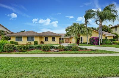 Boca Bay Colony Single Family Home Contingent: 749 NE Boca Bay Colony Drive
