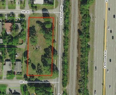 Jupiter Residential Lots & Land For Sale: 6th Street