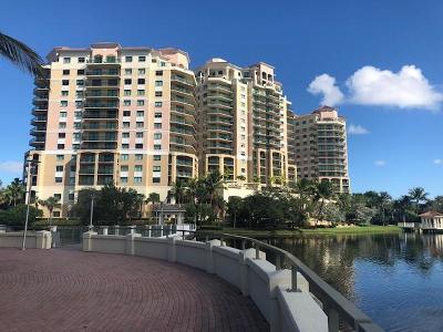 Palm Beach Gardens Condo For Sale: 3620 Gardens Parkway #503b