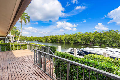 Single Family Home For Sale: 638 Boca Marina Court