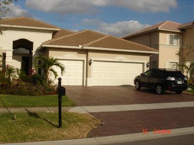 Lake Worth Single Family Home For Sale: 4042 Cedar Creek Ranch Circle