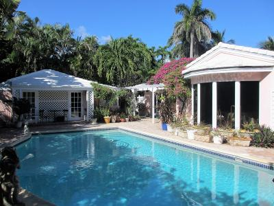 Palm Beach Single Family Home For Sale: 130 Reef Road