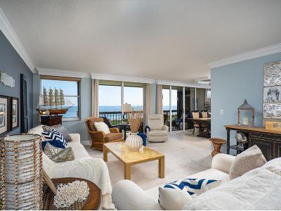 Hutchinson Island Condo For Sale: 3100 Highway A1a #603