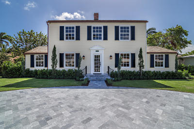 West Palm Beach Single Family Home For Sale: 230 Murray Road