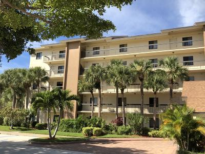 Jupiter Condo For Sale: 901 Seafarer Circle #401
