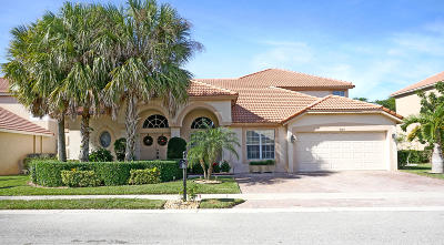 West Palm Beach Single Family Home For Sale: 3903 Hamilton Key