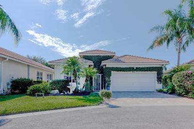 West Palm Beach Single Family Home For Sale: 8708 Treasure Cay