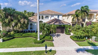 Palm Beach Gardens FL Single Family Home For Sale: $1,295,000