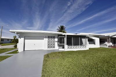 Tamarac Single Family Home For Sale: 8213 NW 57th Court