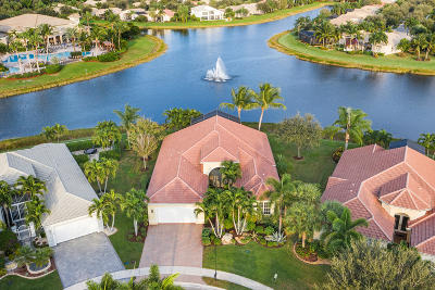 Boynton Beach Single Family Home For Sale: 7118 Great Falls Circle