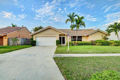 Boca Raton Single Family Home For Sale: 319 Sequoia Lane