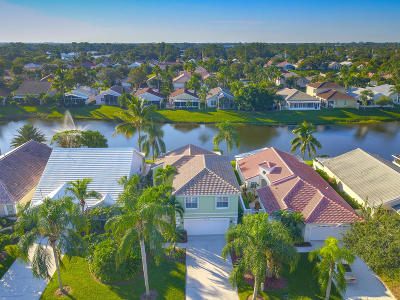 Palm City Single Family Home For Sale: 2018 SW Olympic Club Terrace