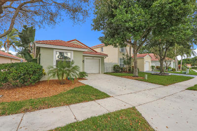 Lake Worth, Lakeworth Single Family Home For Sale: 5637 Eagle Trace Court