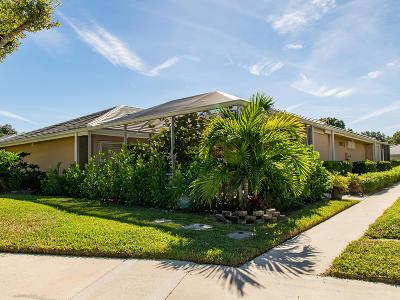 Palm Beach Gardens Single Family Home For Sale: 1901 Appleton