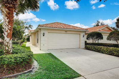 West Palm Beach FL Single Family Home Contingent: $300,000