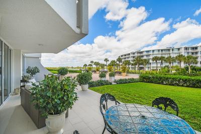 Palm Beach Condo For Sale: 2773 S Ocean Boulevard #109