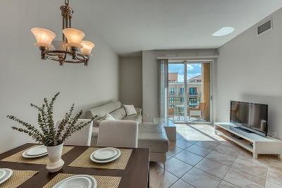 West Palm Beach Condo For Sale: 403 S Sapodilla Avenue #802