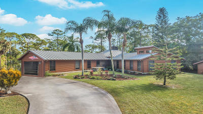 West Palm Beach Single Family Home Contingent: 4420 122nd Drive