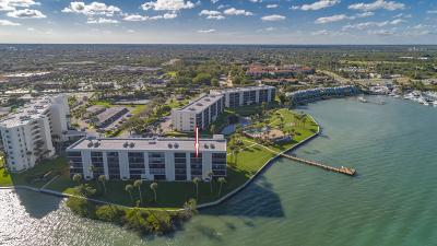 Tequesta Condo For Sale: 100 Intracoastal Place #502