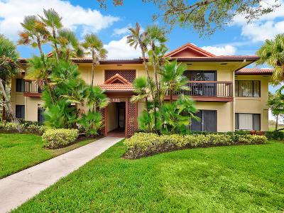 Palm Beach Gardens Condo For Sale: 1111 Duncan Circle #204