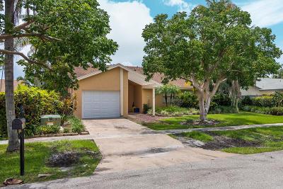 Boca Raton Single Family Home For Sale: 9182 Gettysburg Road