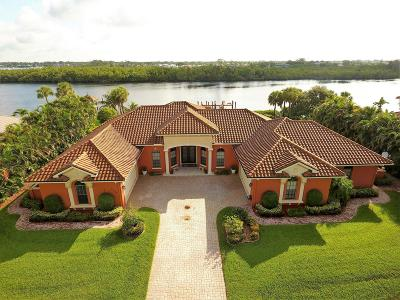 Port Saint Lucie Single Family Home For Sale: 12188 Riverbend Lane