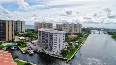 Highland Beach Condo For Sale: 4750 S Ocean Boulevard #605