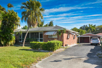 Palm Springs Multi Family Home For Sale: 3550 Kirk Road