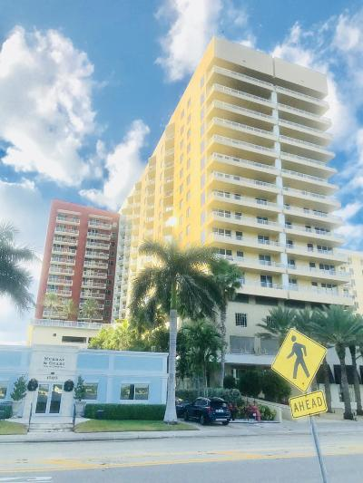 West Palm Beach Condo For Sale: 1551 Flagler Drive #707