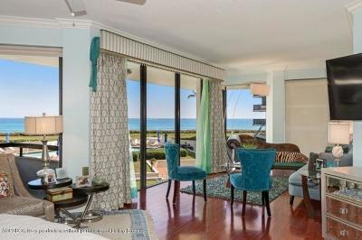 Palm Beach Rental For Rent: 3120 S Ocean Boulevard #2-101