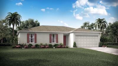 Port Saint Lucie Single Family Home For Sale: 1782 SW Finch Lane