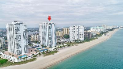 Pompano Beach Condo For Sale: 1360 S Ocean Boulevard #2703