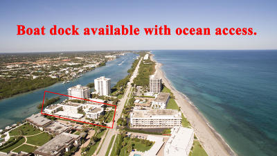Tequesta Condo For Sale: 325 Beach Road #304