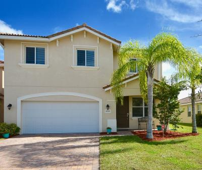 Palm City Single Family Home For Sale: 2653 SW Gallery Circle