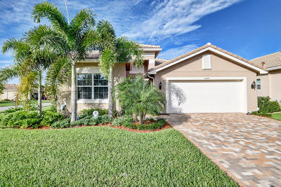 Boynton Beach Single Family Home For Sale: 11626 Dawson Range Road