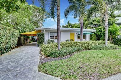 Delray Beach Single Family Home For Sale: 424 NE 8th Avenue
