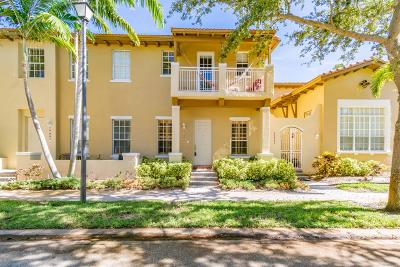 Townhouse For Sale: 2402 NW 6th Street