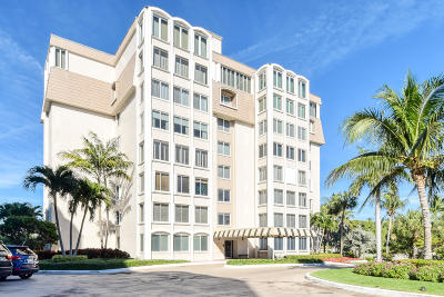 Delray Beach Condo For Sale: 2000 S Ocean Boulevard #602
