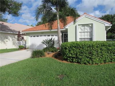 Palm City Single Family Home For Sale: 2147 Augusta Trace
