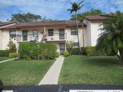 Boca Raton FL Condo For Sale: $155,000