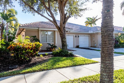 Delray Beach Single Family Home For Sale: 2482 Coral Trace Place