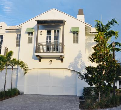 Delray Beach Townhouse For Sale: 1005 Phillips Road