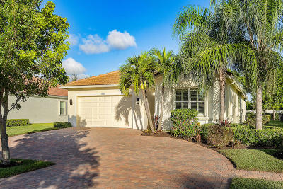 Delray Beach Single Family Home For Sale: 9296 Isles Cay Drive