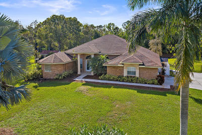 Jupiter Single Family Home Contingent: 10344 154 Road