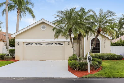 Boynton Beach FL Single Family Home For Auction: $275,600