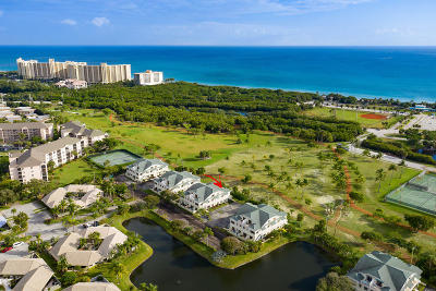 Jupiter Condo For Sale: 320 Bella Vista Court #20
