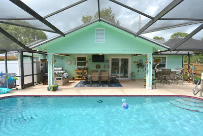 Fort Pierce Single Family Home For Sale: 3090 Rogers Road