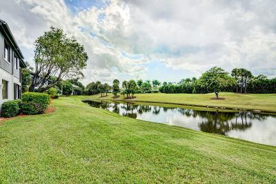 Boca Raton Condo For Sale: 21247 Clubside Drive #D